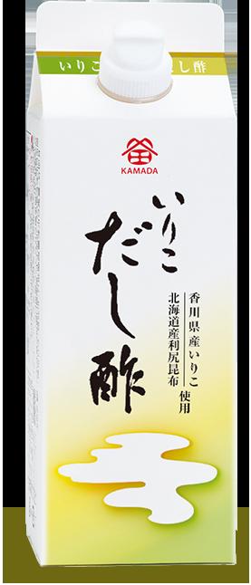 鎌田醤油 いりこだし酢