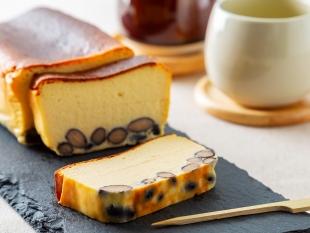 醤油チーズケーキ