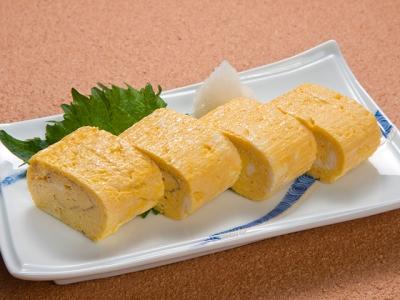 Dashi-maki Tamago (Japanese Rolled Omelet)