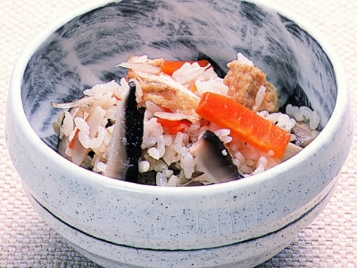 Takikomi Gohan (Mixed Rice)