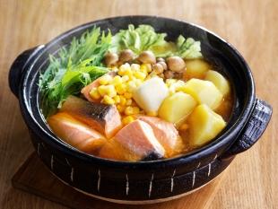 味噌バター鍋