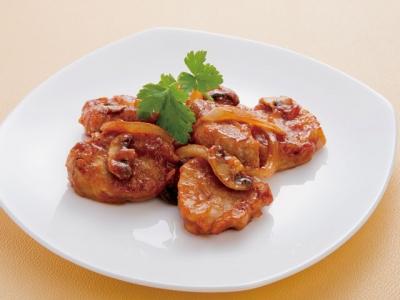 Kamada-style Pork Chops