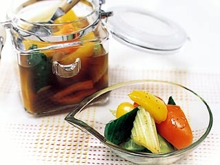 Salad Dressing Pickles