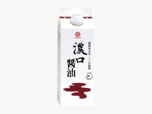 濃口醤油 500㎖