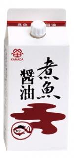 煮魚醤油 200㎖