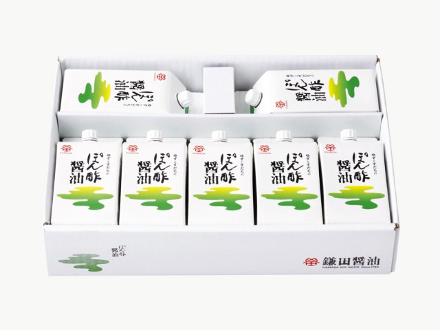 ぽん酢醤油 200㎖ 7ヶ入