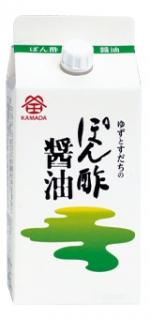 ぽん酢醤油 200㎖