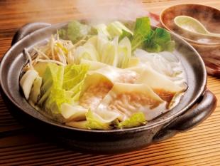 中華風ワンタン鍋