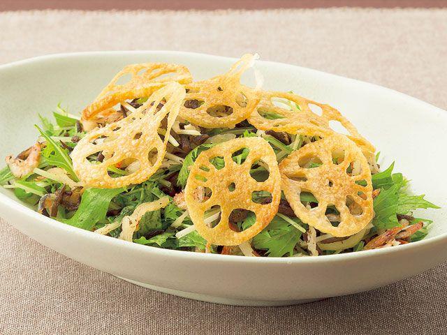 ひじきと切干し大根のサラダ