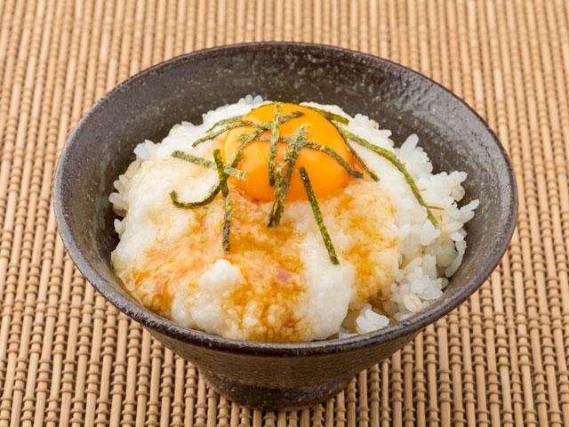 とろろ ご飯 レシピ 麦とろご飯 レシピ 土井...