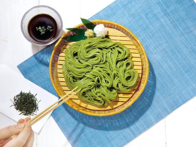 讃岐茶うどんセット 調理イメージ