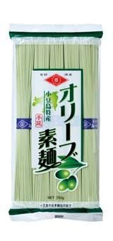 小豆島オリーブ素麺セット