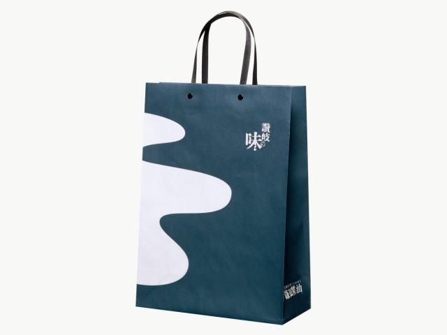 紙袋(藍・茜用)
