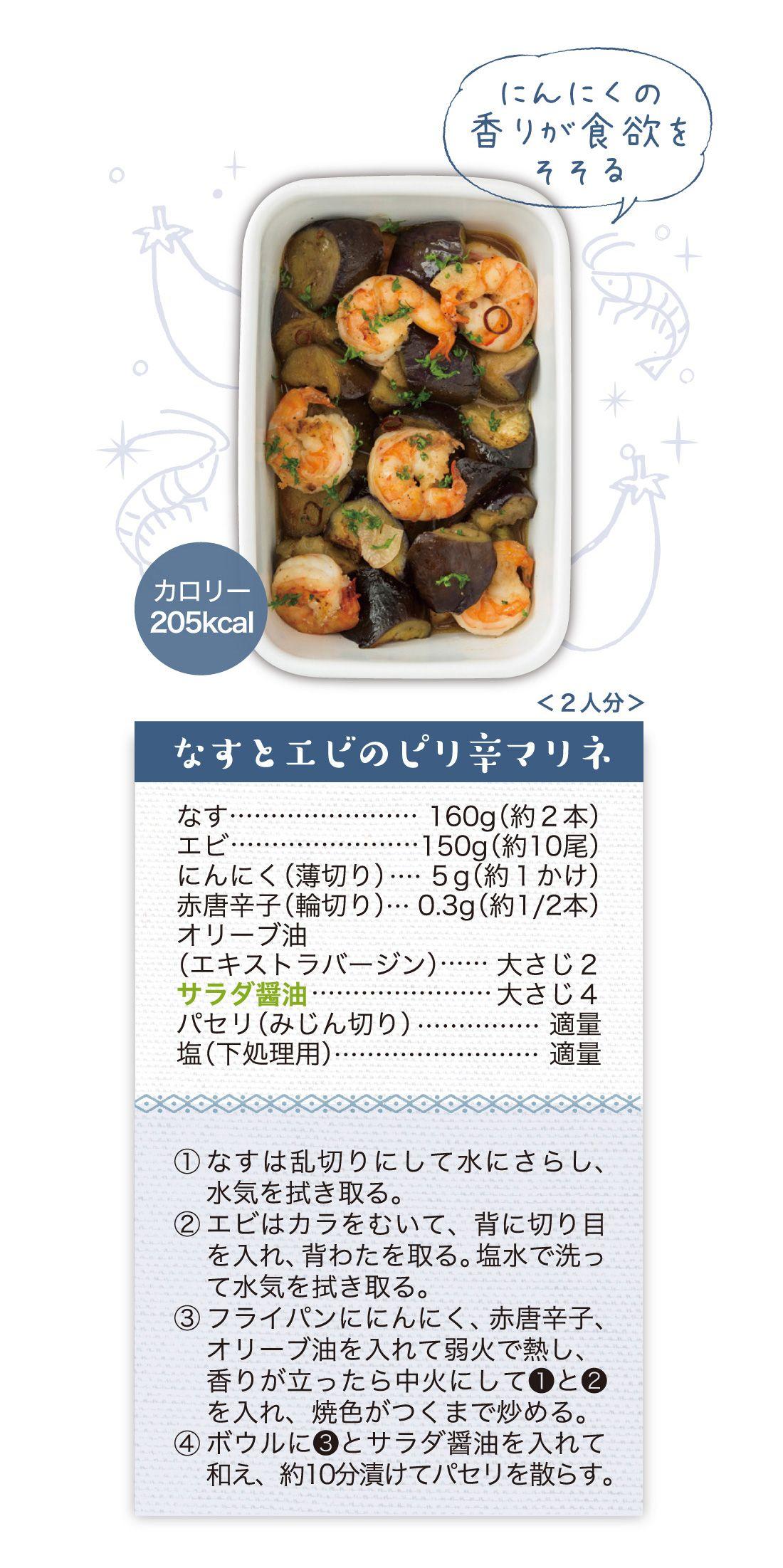 サラダ醤油でとことんマリネ(3)