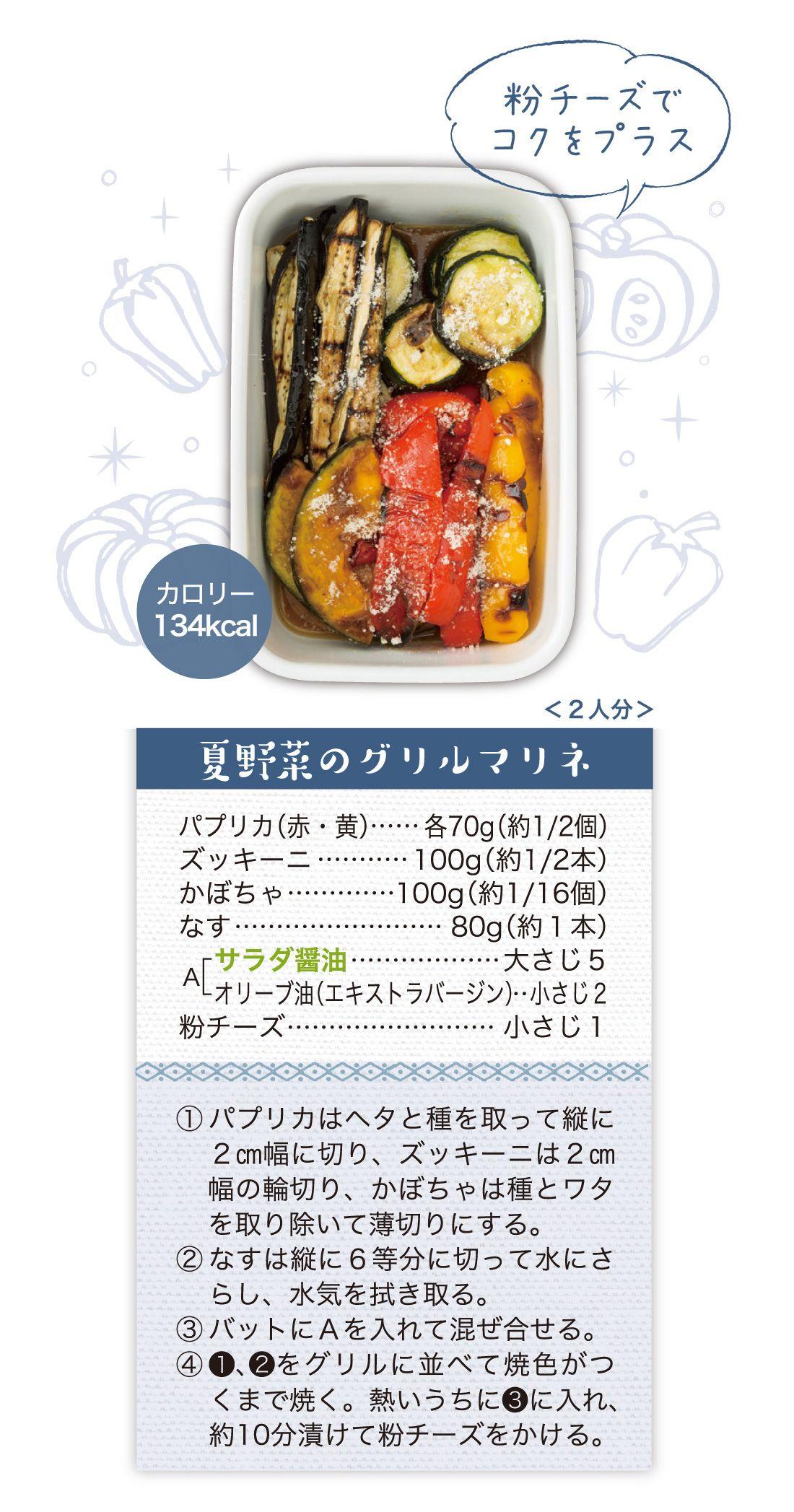 サラダ醤油でとことんマリネ(1)